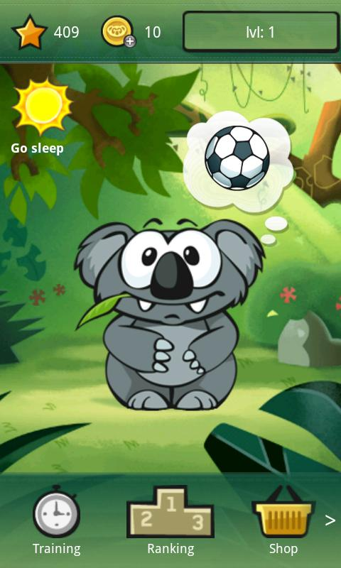 MyKoala - learn languages - screenshot