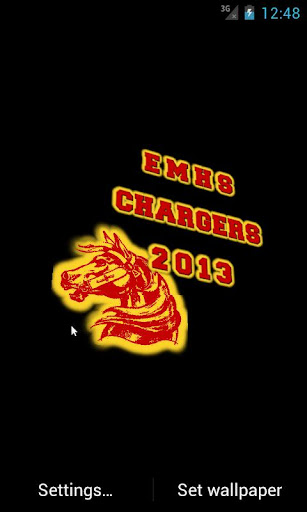 EMHS Chargers 2013 Live Wp