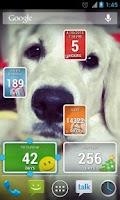 Screenshot of Timedget