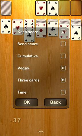 Solitaire (NoAds) Screenshot