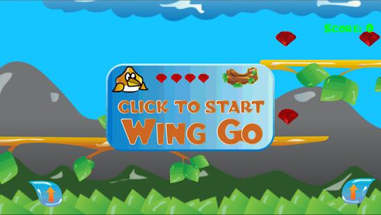 WingGo Go Home- screenshot thumbnail