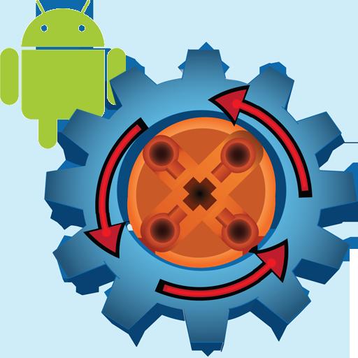 APPINVENTOR-滑桿控制馬達速度 教育 App LOGO-APP試玩