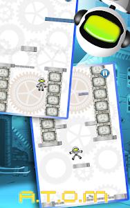 Robo Atom jumpy addicting game v1.0
