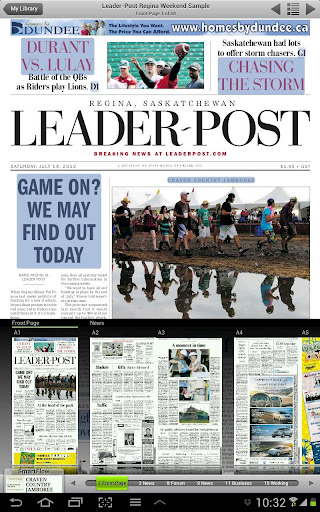 The Leader-Post ePaper