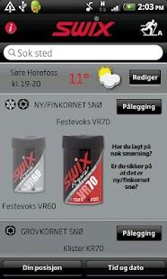 Swix- screenshot thumbnail