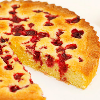 Easy Gluten-free Lemon Yoghurt and Raspberry Cake