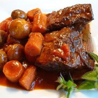 Bloody Mary Short Ribs