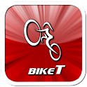 BIKET - GPS speedometer icon