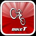 BIKET - GPS speedometer icon