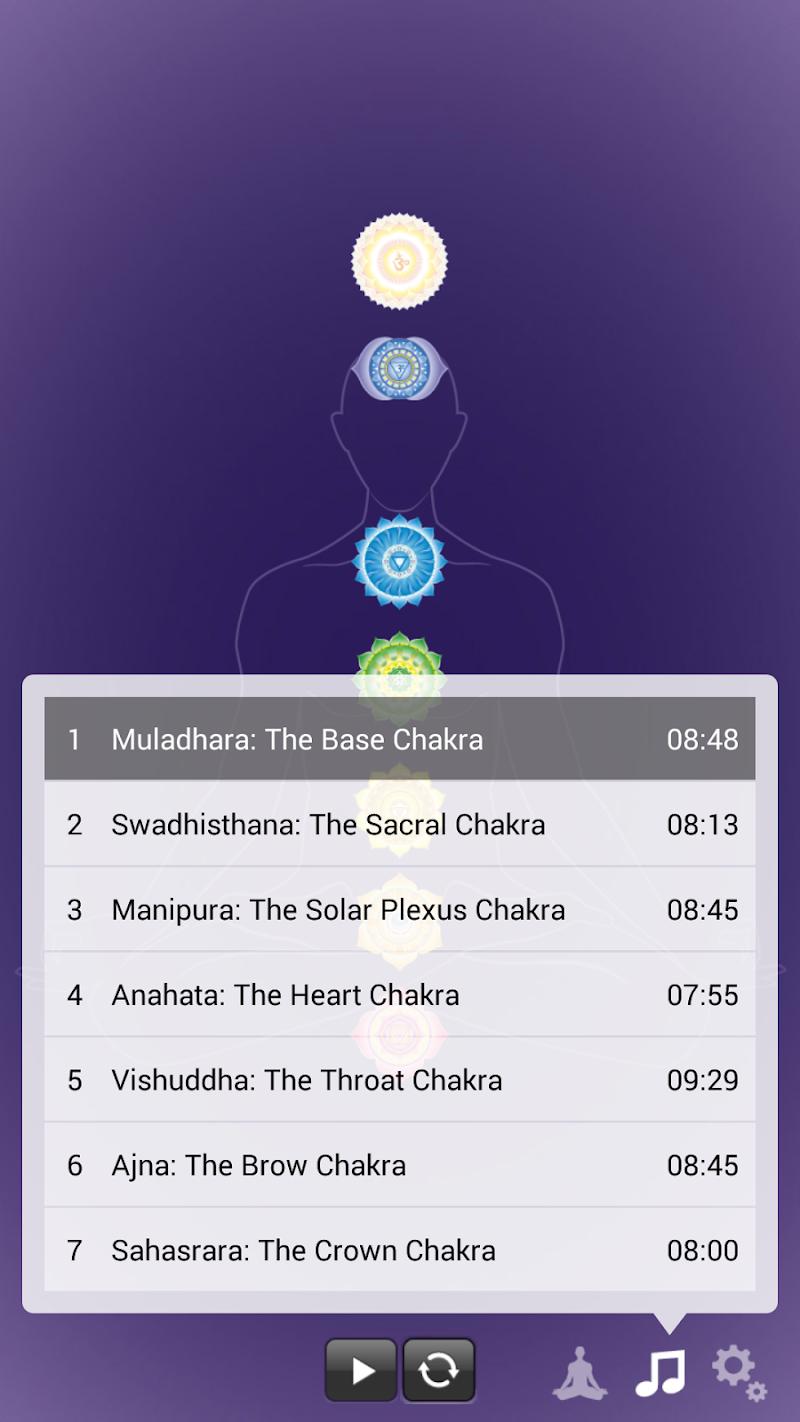 My Chakra Meditation Screenshot 3