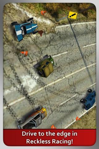 Reckless Racing  screenshots 2