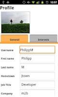 Screenshot of Progress Software