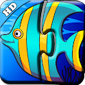 Kids Puzzles - wonderful sea w icon