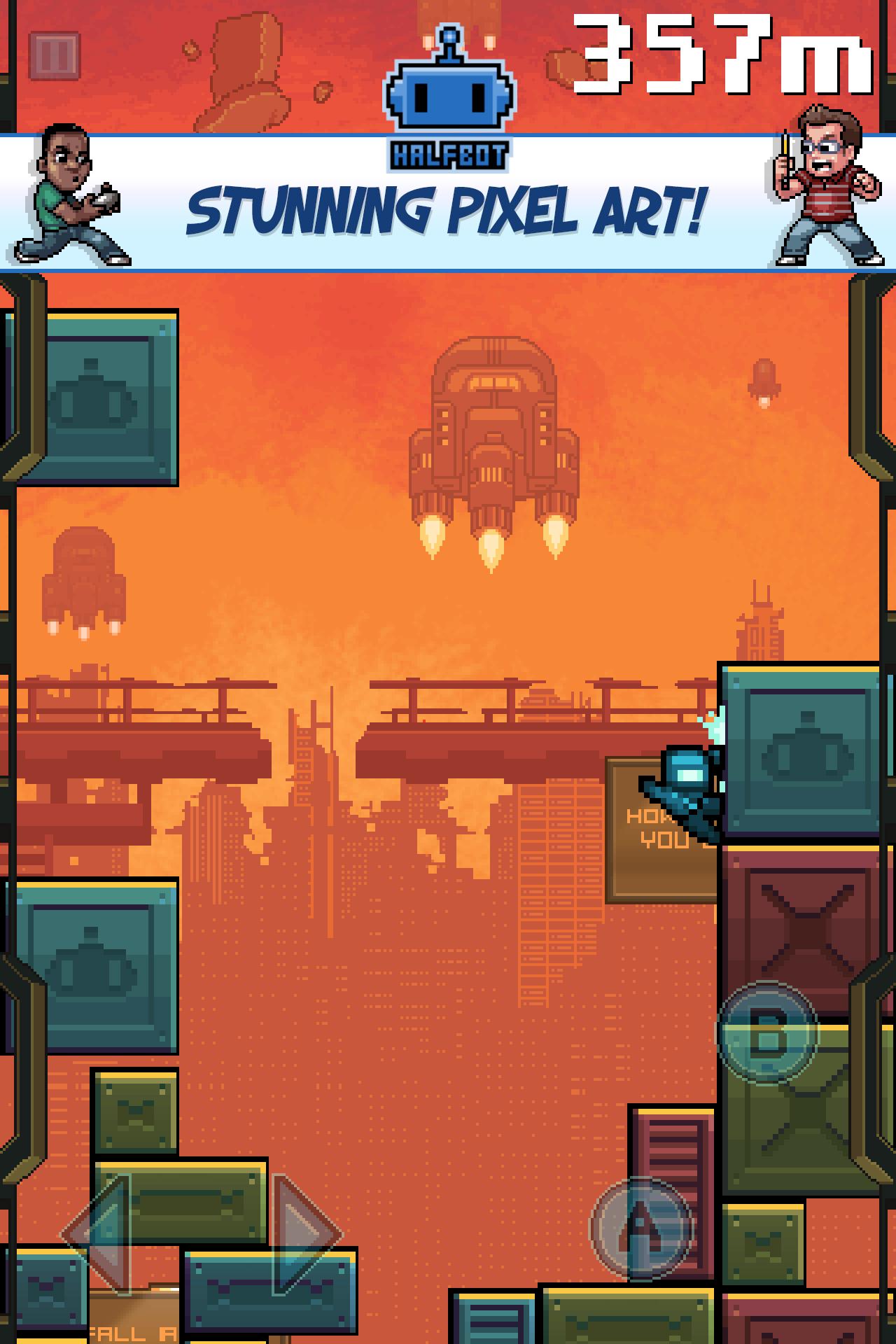 The Blocks Cometh screenshot #1