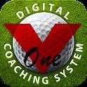 V1 Golf Premium Unlocker logo