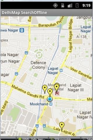 【免費旅遊App】DelhiMap SearchOffline-APP點子