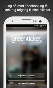 Greenticket- screenshot thumbnail