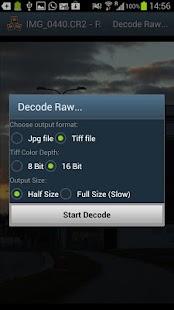 Raw Decoder
