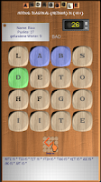Screenshot of Androggle Lite DE - Boggle