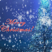 Merry Christmas Live Wallpaper