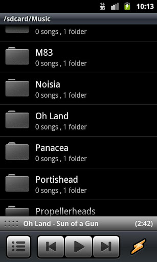 قارىء الموسيقى الشهير Winamp Pro V1.3.3