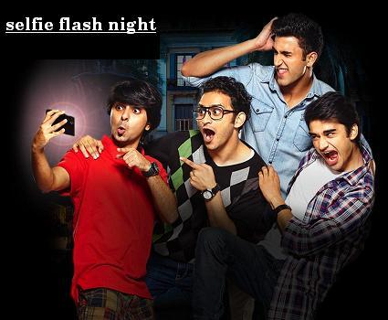 Selfie Flash Night