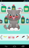 Screenshot of pet doctor games