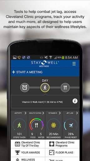 Stay Well Meetings