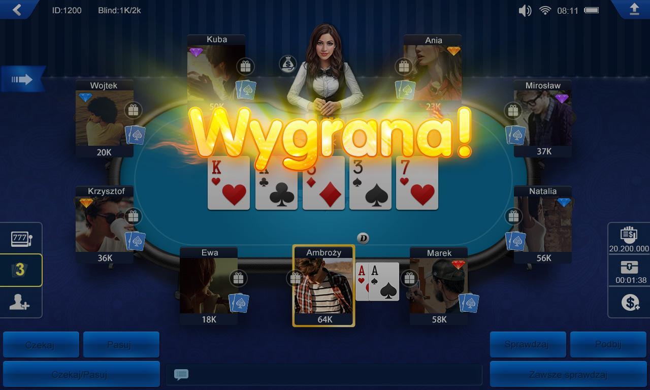 poker polska