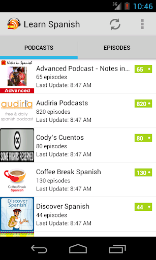 Spanish Podcasts
