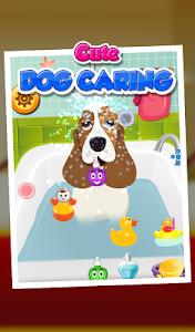 Cute Dog Caring 2 - Kids Game v34.2