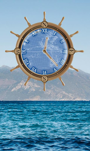 Sea World Compass HD Wallpaper