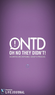 ONTD - screenshot thumbnail
