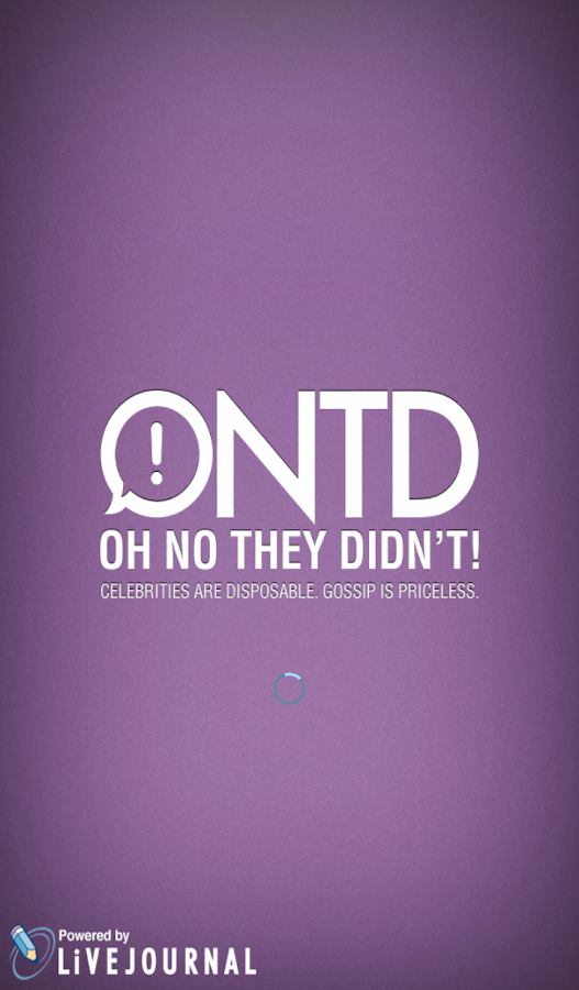 ONTD - screenshot
