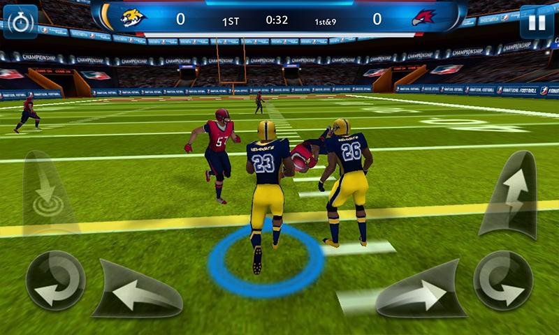 Fanatical Football - screenshot
