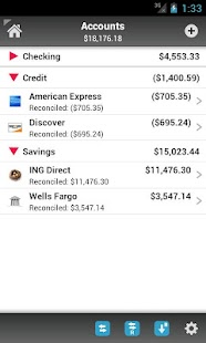 Home Budget with Sync Lite - screenshot thumbnail