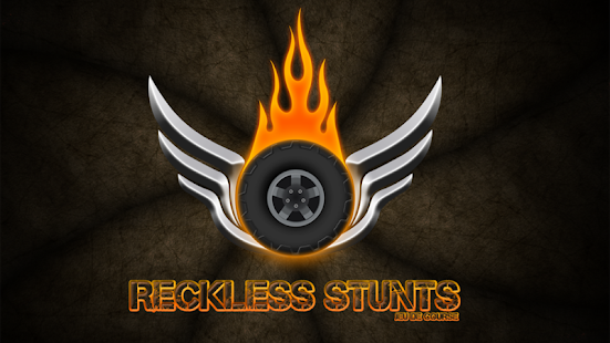 Reckless Stunts, Jeu De Course Capture d'écran