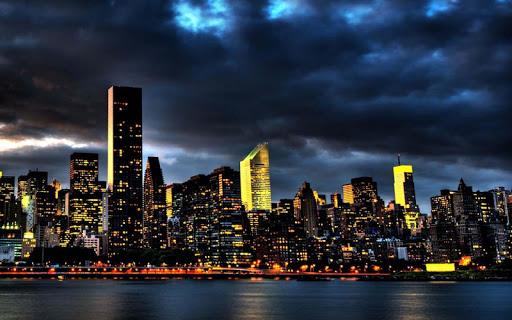 玩免費生活APP|下載5D城市夜景主题 app不用錢|硬是要APP