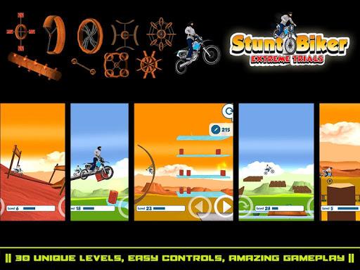 Stunt Biker Extreme Trials
