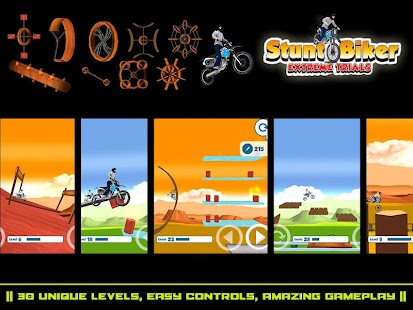 Stunt Biker Extreme Trials- screenshot thumbnail