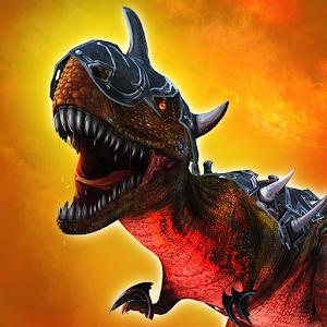 Dino Fight 3D 街機 App Store-癮科技App
