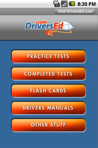 Drivers Ed- screenshot