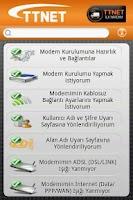 Screenshot of TTNET İlk Yardım