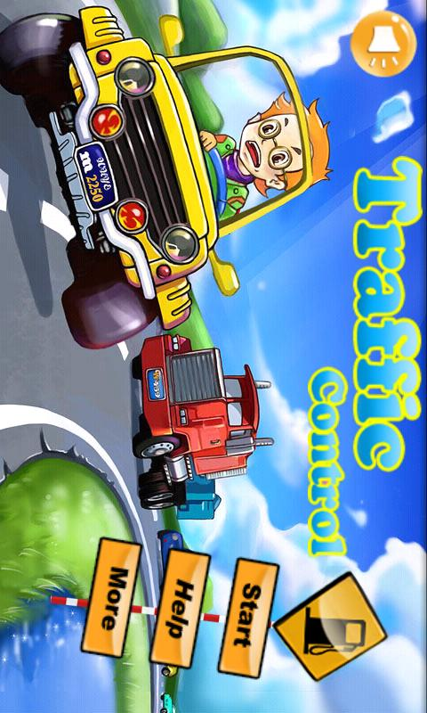 Car Conductor: Traffic Control- screenshot
