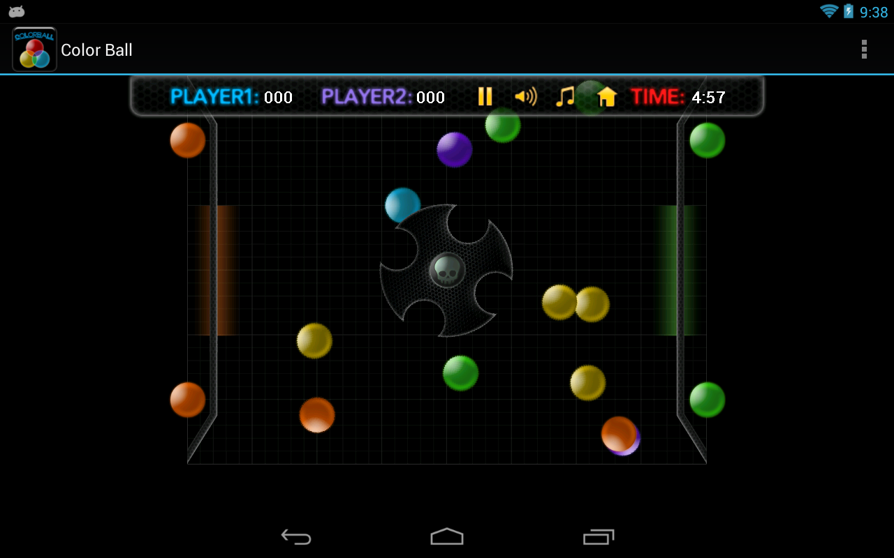 Color Ball (Full)- screenshot