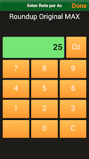 Tank Mix Calculator- screenshot thumbnail
