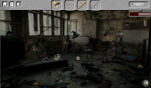 Hidden Object Dark Hospital