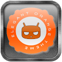 CM10 - Elegant Orange icon