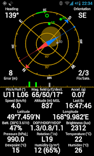 GPS Status PRO - key - screenshot thumbnail