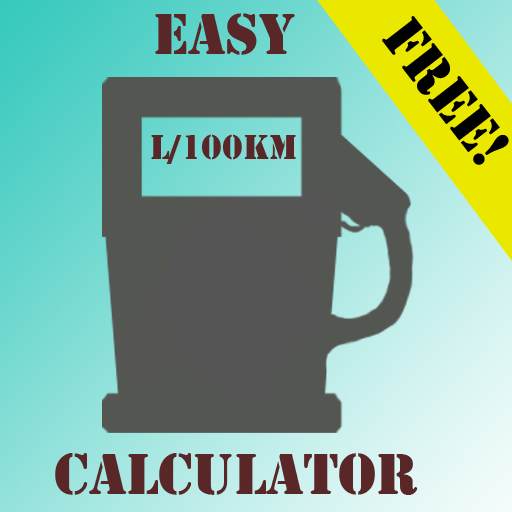 Easy L/100Km Calculator LOGO-APP點子